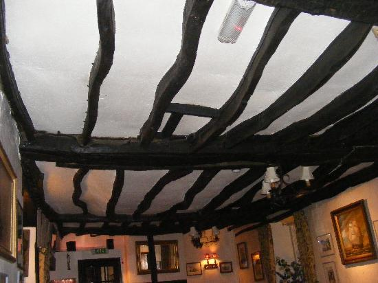 The Tree Inn: Proper beams