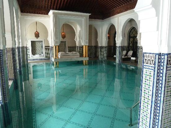 La Mamounia Marrakech : Spa-Hallenbad