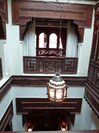 Royal Mansour Marrakech: Innere des eigenen RIAD