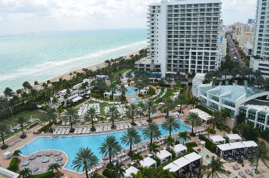 Fontainebleau Miami Beach Balcony View