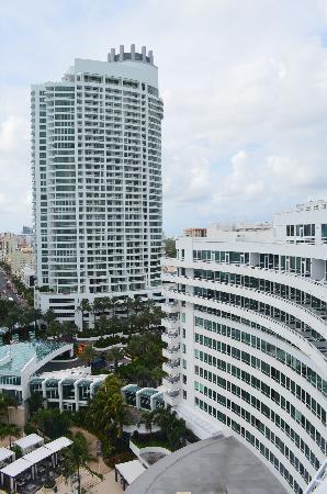Fontainebleau Miami Beach: view