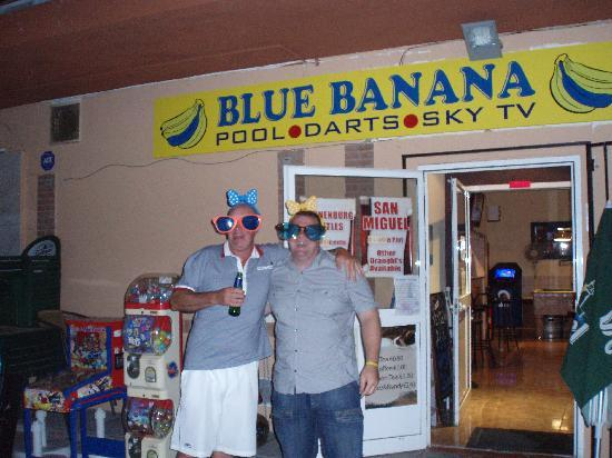 Blue Banana: Some Happy Customers