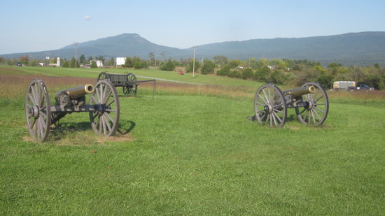 New Market State Historical Park: Where the battle was fought.