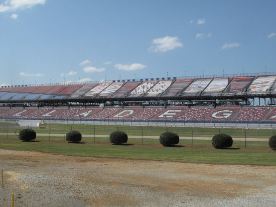 Talladega, AL: How Do You Spell Fun?