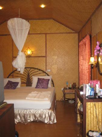 Tropical Garden Lounge Hotel: Der Schlafbereich