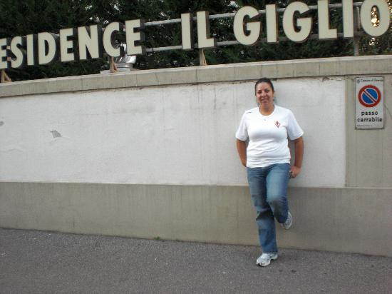 Residence Il Giglio: Main entrance