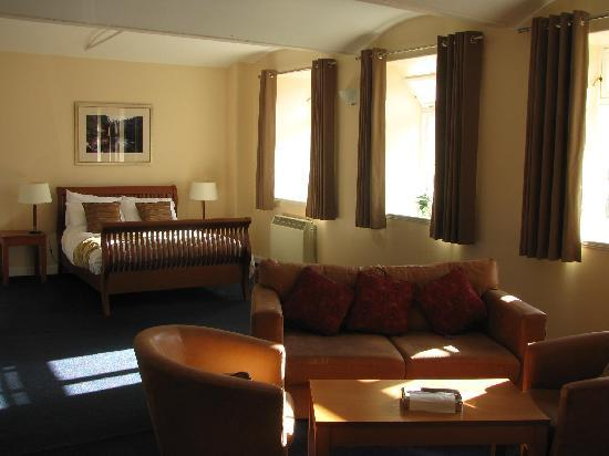 New Lanark Mill Hotel: Clyde Suite