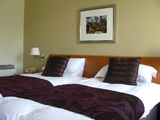 New Lanark Mill Hotel: Twin Room