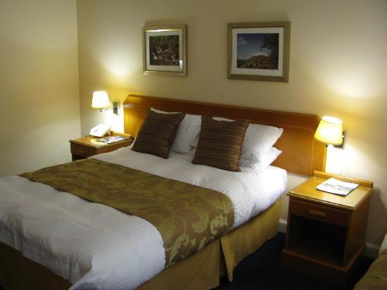 New Lanark Mill Hotel: Double Room