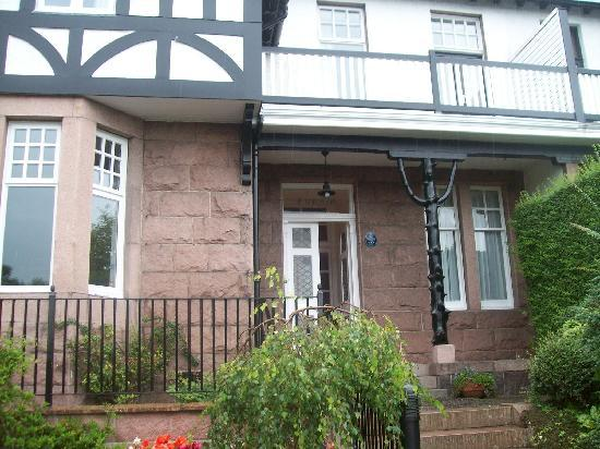 Furain Guest House: esterno