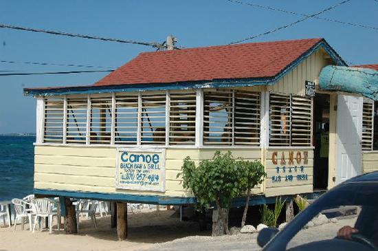 Canoe Bar: Canoe
