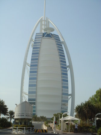 Burj al arab picture of skyview bar dubai tripadvisor for Burj al arab reservation