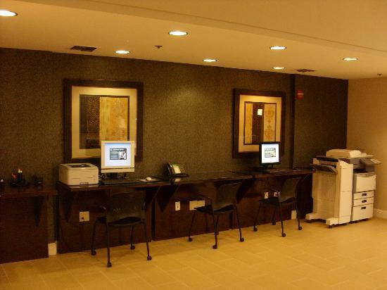 Crowne Plaza Sacramento: Business Center