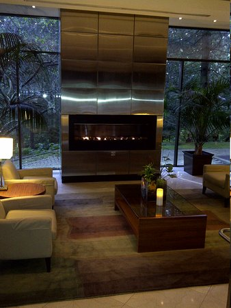 The Westin Prince Toronto: A warming sight on a cold evening