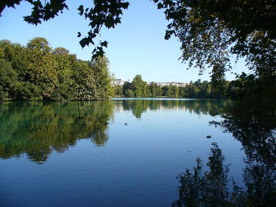 Citadines Presqu'île Lyon : Parc de la Tete d'Or, Lyon