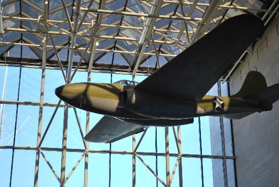 พิพิธภัณฑ์อากาศและอวกาศแห่งชาติ: big plane