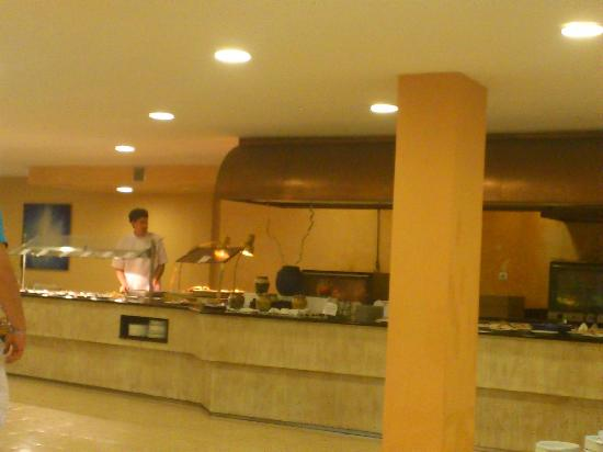 Marinda Garden Aparthotel: Restaurant