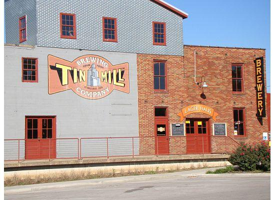 ‪‪Hermann‬, ‪Missouri‬: Tin Mill Brewery Gutenburg St. Hermann‬