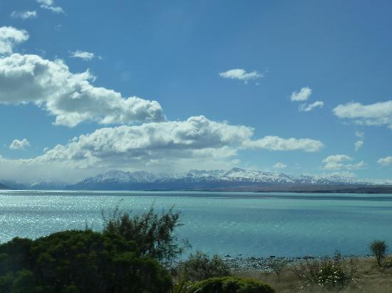 Aoraki Lodge: On the road from Twizel to Christchurch
