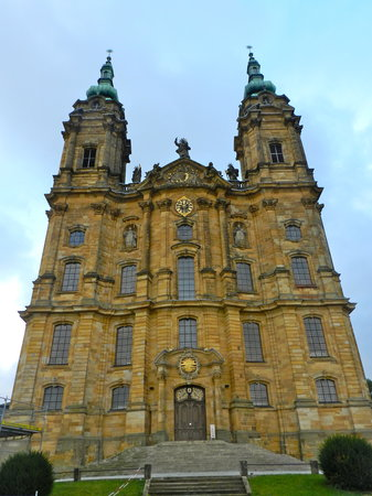 The Basilica of the Vierzehnheiligen