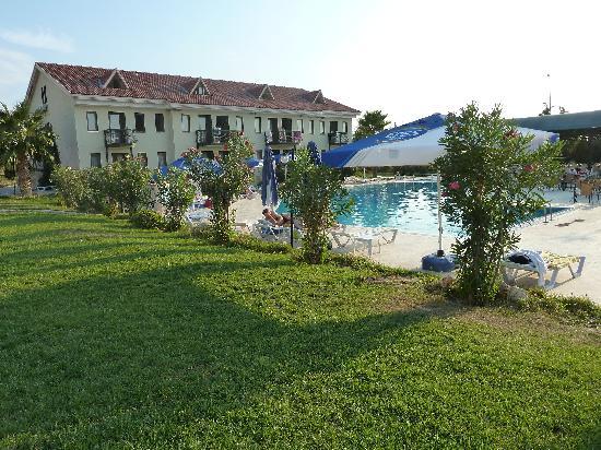 Halici Hotel Pamukkale: Tout pour être bien