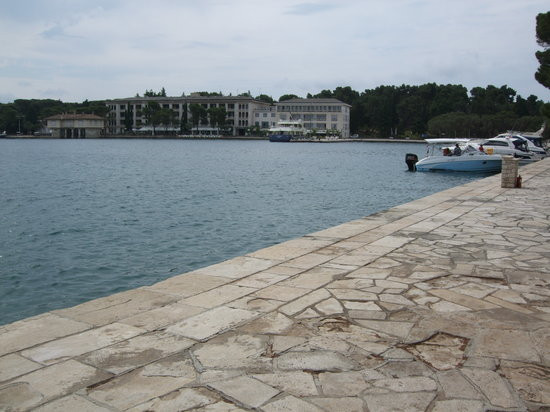 Rovinj, Kroasia: Main harbour