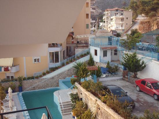 Hotel Olympia: swimming pool