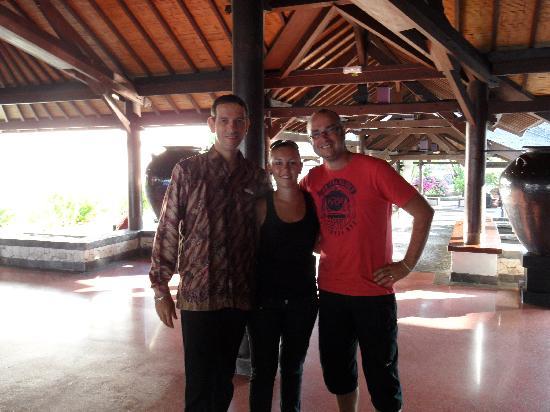 Club Med Bali: Jean Luc