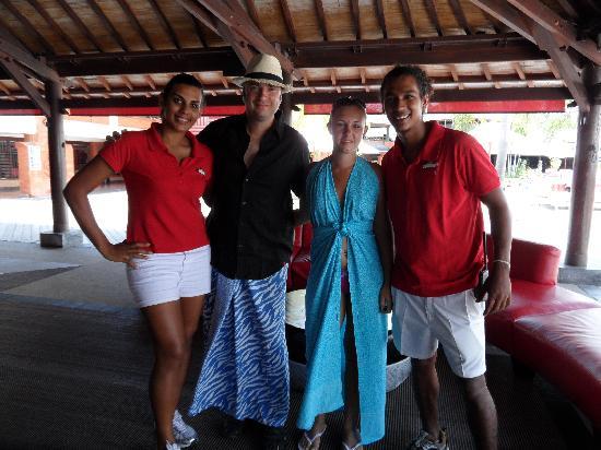 Club Med Bali: Gigi et Kenny