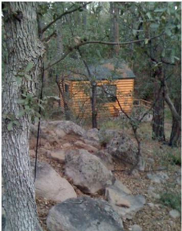 Spirit Falls Personal Spiritual Retreats: Hopi Cabin