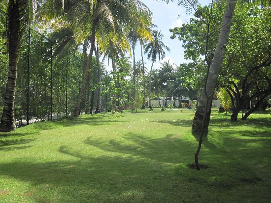 Meeru Golf Course