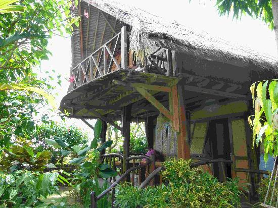 Balangan Sea View Bungalow: sea bungalow