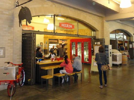 Ferry Building Marketplace: Boccalone