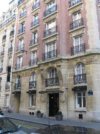Hotel Ares Eiffel Paris France