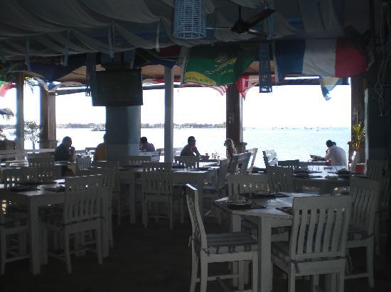 The Beach House Restaurant & Beach Bar : the beach house