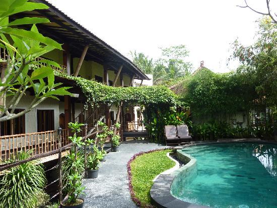 Junjungan Ubud Hotel and Spa: la piscine