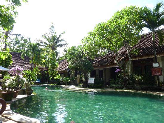 โรงแรม ทามูคามิ: la piscine