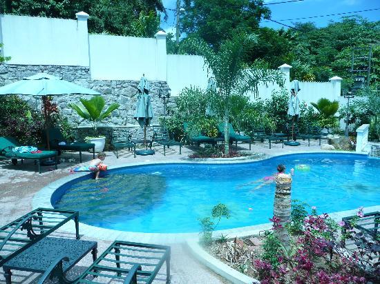 Hanneman Holiday Residence: zwembad