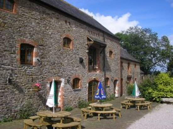 Bucklawren granary looe restaurant reviews photos - Hotels in looe cornwall with swimming pool ...