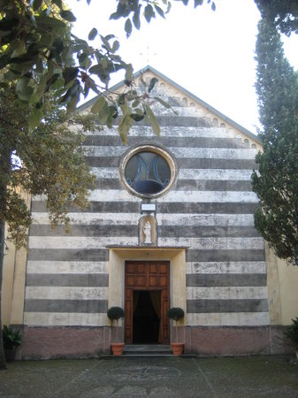Church of San Francesco - Capuchin Friars Monastery : Church
