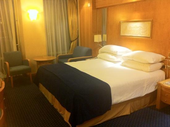 Leonardo Plaza Hotel Jerusalem: my room