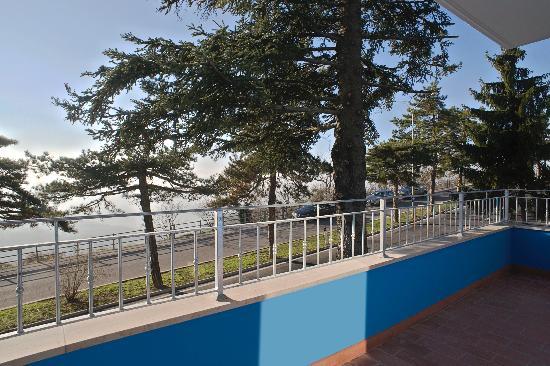Hotel Silvana: terrazzo camera