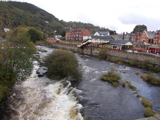 Norte de Gales, UK: Llangollen