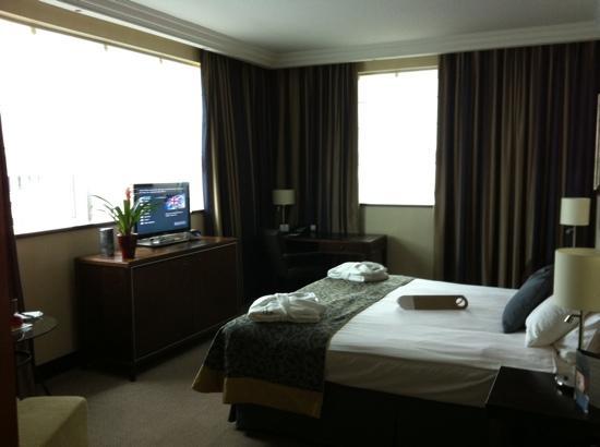 โรงแรมอินเตอร์คอนติเนนตัลวอร์ซอว์: room 3711