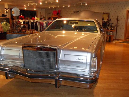 Parker, Техас: famous car