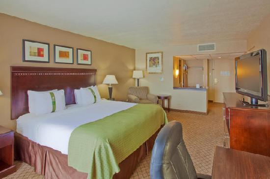 Holiday Inn Helena: Sleeping Room