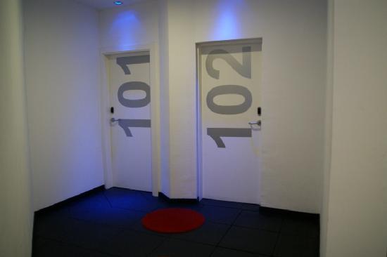 Hostal Q: Rooms