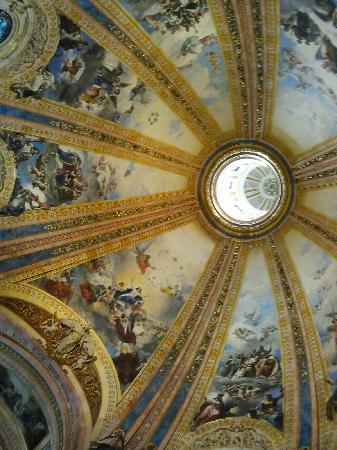 Real Basilica de San Francisco el Grande: impresionante cupula