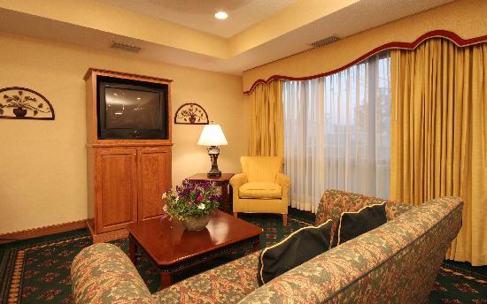 Hampton Inn Grand Rapids-North : Relax in our Lobby