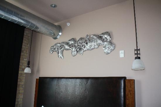 โรงแรม ดิ ไอรอน ฮอร์ส: Alcove room